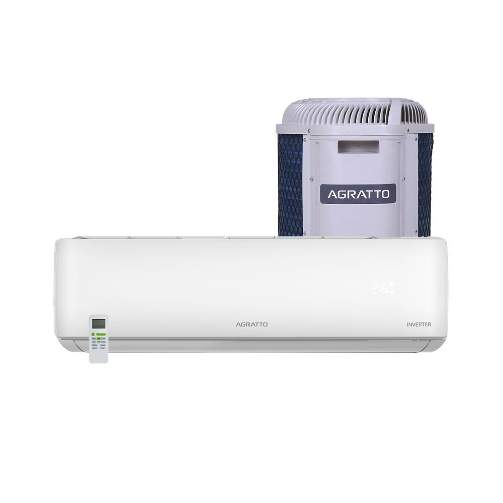 Ar Condicionado Split Agratto Eco 12.000 BTUS 220V | Inverter | Só Frio | Mod. EICST12FR4