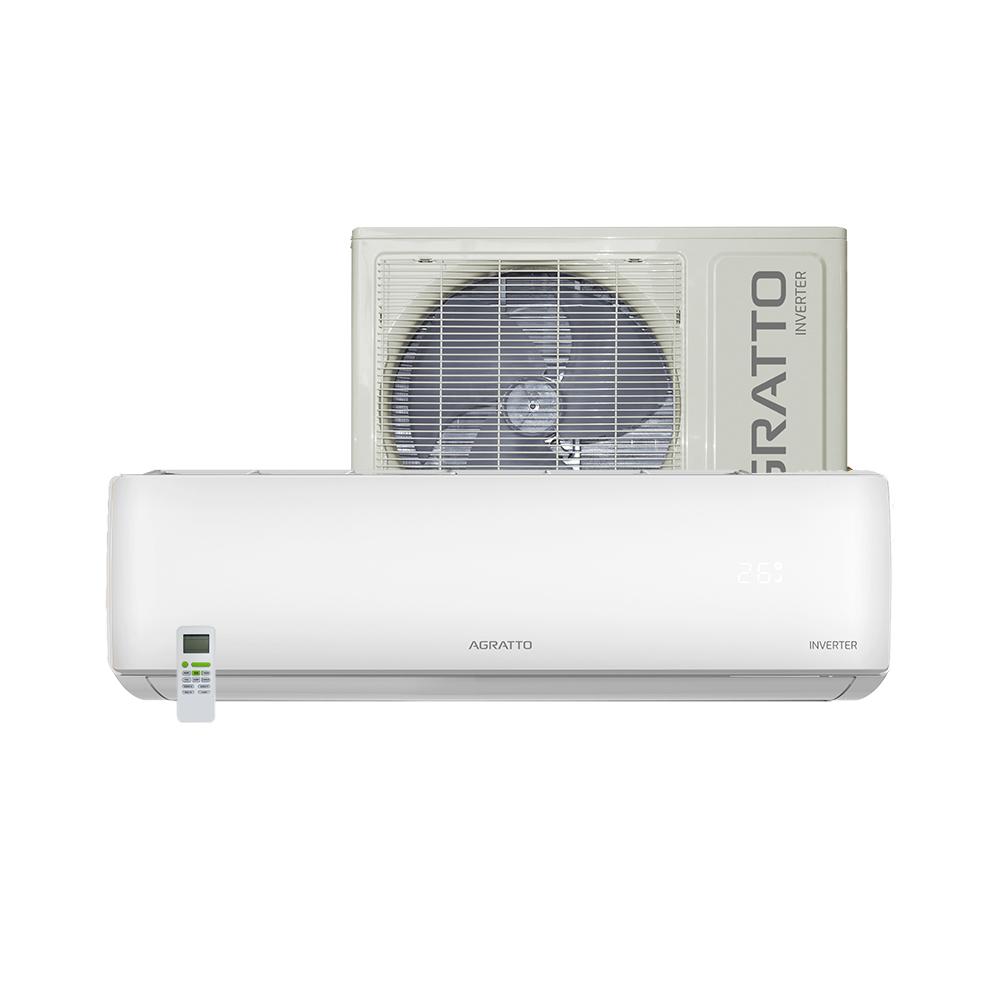 Ar Condicionado Split Agratto Eco 18.000 BTUS 220V | Inverter | Só Frio | Modelo EICS18FR4