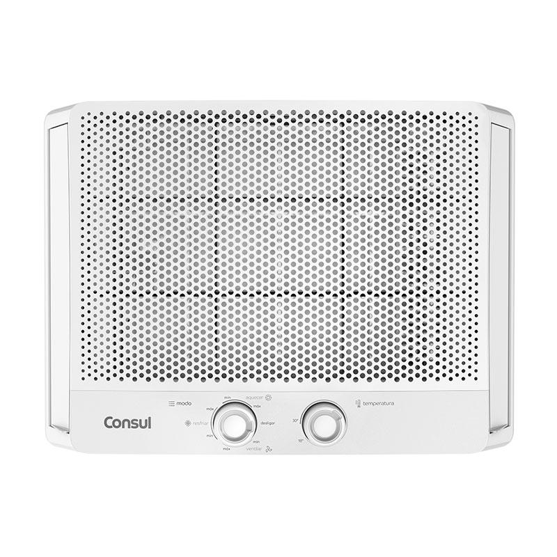 Ar Condicionado Janela Consul 12.000 BTUs | 220V | Só Frio | Modelo- CCB12EBBNA