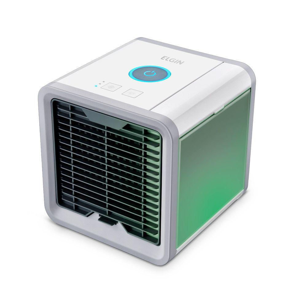 Climatizador de Ar Magic Air | Frio | ,750ml | ,5v Led (USB) 1.5-2A - Elgin