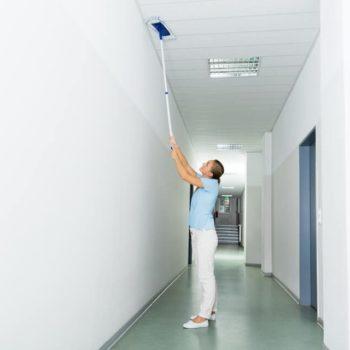 5 dicas para montar a rotina de limpeza do seu condomínio