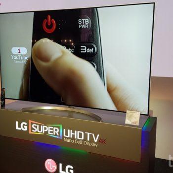 Como acessar o manual de uma Smart TV da LG